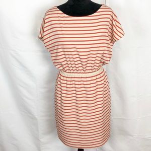 Jessica Howard Lightweight Striped Dress, Sz 8
